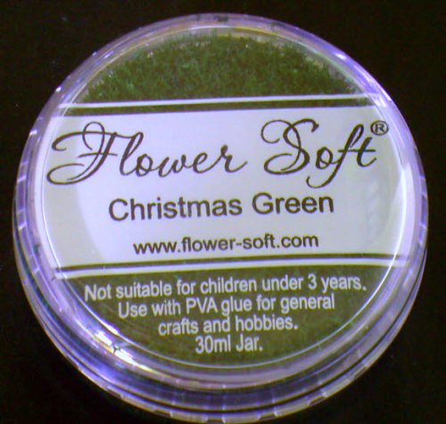 REDDY Flower Soft CHRISTMAS GREEN WEIHNACHTSGRÜN 30ml