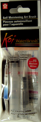 Wassertankpinsel - Füller Pinsel - Water Brush Nr.06 medium