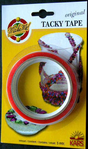 Tacky Tape original 12 mm - 5 m  Nr.5632 transparent