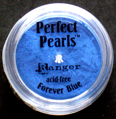 Ranger Perfect Pearls Pigment Puder Nr.7899  Forevwer Blue