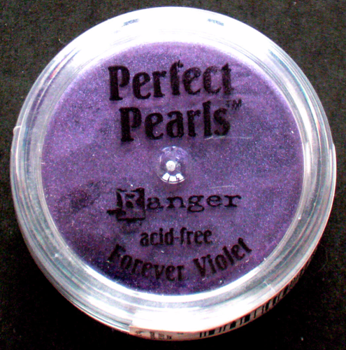 Ranger Perfect Pearls Pigment Puder Nr.7905 Forever Violet